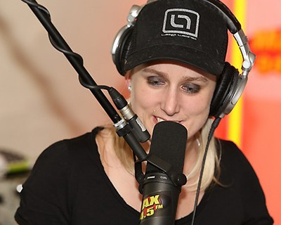 Radio host